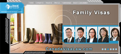 Canada Immigration lawyers & Immigration consultants experiencedwith family reunification  applications and Canada's new super  family visas